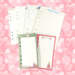 $enCountryForm.capitalKeyWord Canada - Lovedoki Journal Diary Refill A6A5 Weekly Monthly Planner Filler Paper For Filofax Dokibook Binder Notebook School Stationery
