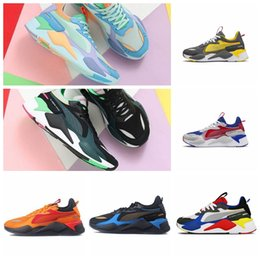 Hard Toys Australia - New Brand RS-X RS Reinvention Toys Mens Running Shoes Hasbro Transformers Casual Womens rs x Designer Sneakers dad shoes Size 36-45