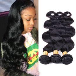$enCountryForm.capitalKeyWord Australia - Peruvian Virgin Hair Grade 8A Peruvian Body Wave Hair Weave Bundles 5Pcs Lot Unprocessed Peruvian Body wave virgin Human Hair Extensions
