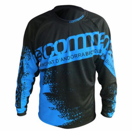 $enCountryForm.capitalKeyWord Australia - 2019 cross-country motorcycle racing jersey shirt long sleeve T-shirt Polyester cycling shirt Hygroscopic quick drying
