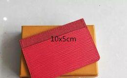Nuovo portafoglio di tote del progettista del 2018 di alta qualità in pelle di lusso uomini brevi portafogli per le donne uomini borsa della moneta frizione borse in Offerta