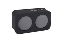 Bt Phone Boxes UK - Newest Product 4.2 ABS Car Stereo Speaker Fashionable Mini Usb Charge BT Speaker For All Phone Music Box