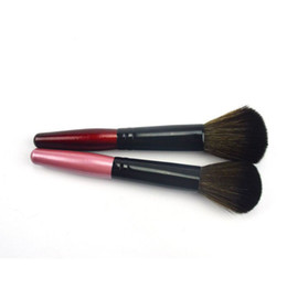 loose brush makeup NZ - Premium blush makeup brushes soft nylon hair wood handle make-up tools & accessories for loose powder cosmetics 5 colors DHL Free