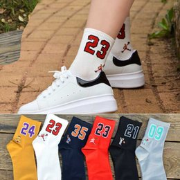 sports sock huf NZ - Super Elite Brand Professional Sports Socks Digital Star Solid Color Sport Sock Anti-slip Basketball Socks for Men Women