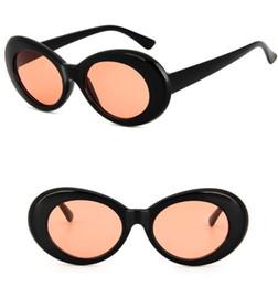 4898b88ad9 Goggles NIRVANA Kurt Cobain Vintage Classic Oval Glasses Round Saint Sunglasses  Clout Glassess Unisex gift Free Shipping