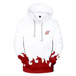 costume tracksuit men 2019 - 3d hoodies costume Naruto print fashion hip hop men women Hoodie Pullover Tops casual Long Sleeve 3D Hooded Sweatshirt t