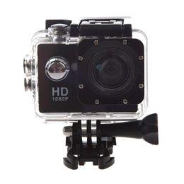 عمل كاميرا الرياضة كاميرا مقاوم للماء HD خوذة دراجة كاميرا خوذة عمل DVR