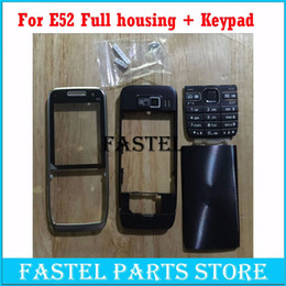 Keyboard For Lg Australia - For Nokia E52 Brandnew Full Complete Mobile Phone Housing Cover Case keyboard + English or Russian Arabic Keypad Free