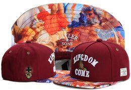 Cayler   Sons Snapback Cap baseball Hat Kingdom come Dallas Luxury Brand  Fashion Sports Casquette Gorras hat for men women 973d9f2d3