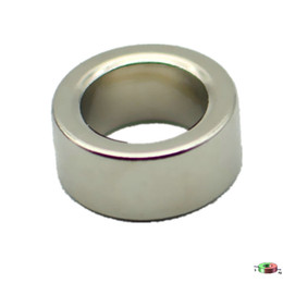 $enCountryForm.capitalKeyWord Australia - Diametrically Ndfeb Magnet Ring Dia 18x12.1x8 (+ -0.05mm) N42m Precision Strong Neodymium Permanent Rare Earth Magnet 4-500pcs