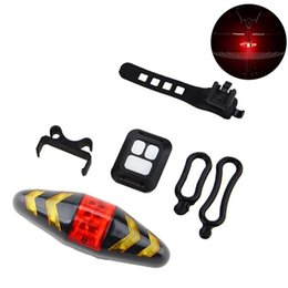 wireless turn signal lights NZ - Bicycle Turn Signal Wireless Remote Mountain Bike Accessories Taillights Lights Flashing Headlights Turn Signal Wireless Remote Mountain Bik