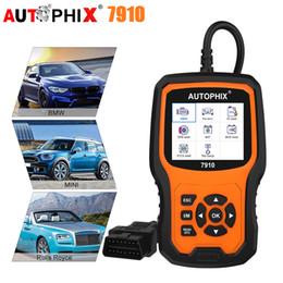Tpms diagnosTic service Tools online shopping - Autophix For BMW OBD2 Scanner Oil Service EPB SAS Airbag TPMS Reset OBD2 Diagnostic Tool For BMW OBD Automotive Scanner