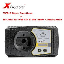 Renault immo tool online shopping - Original Xhorse VVDI2 Commander Key Programmer with Basic Function Plus VVDI2 for AUDI for V W th th IMMO Functions Authoriz