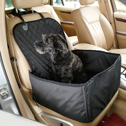 $enCountryForm.capitalKeyWord NZ - Pet Products Safe Carry House Cat Puppy Bag Dog Car Seat Pet Dog Carrier Pad Waterproof Seat Bag Basket