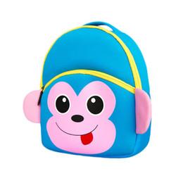 Child Backpack Toddler Kid Cartoon Animal School Bags Kindergaten Shoulder Bookbags  Boys   Girls Lovely Backpacks Shoulder Bag 2d72a80573f14