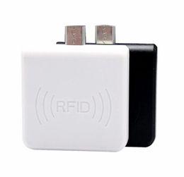 $enCountryForm.capitalKeyWord Australia - 50Sets 125KHz Portable Android OTG RFID Reader ID Card Mobile Reader External Android Micro USB OTG Smart READER For TK4100 EM4100