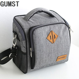 $enCountryForm.capitalKeyWord Australia - 9L thickening cooler bag thermal lunch picnic box ice pack cans holder meal drinks insulation cool shoulder bag cool handbag