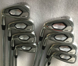 Golf club iron headcovers online shopping - Left Handed Golf Irons A3 Irons forged set Pw Graphite Steel Shafted Mens LH Golf Clubs come with headcovers