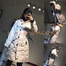 Wholesale clothing canada for sale – custom New Fashion Parkas Winter Female Down Canada Jacket Women Clothing Coat Color Overcoat Women Jacket Parka
