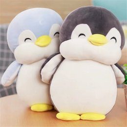 $enCountryForm.capitalKeyWord NZ - 30cm lovely Soft fat Penguin Plush Toys Staffed Cartoon Animal Doll Cute birthday present for children baby accompany sleep toy