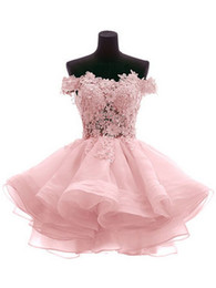 Discount cheap mint green homecoming dresses - Short Prom Dresses 2019 Burgundy Homecoming Dress Party Red Blue Pageant Gowns Special Occasion Dress Dubai Mint Pink Ch