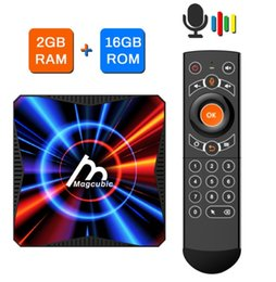 Wholesale android top hot tv online – design cheap hot Transpeed Android TV Box K K with Very fast Wifi Real G K Youtube GB GB GB Bluetooth Play Store H616 Set Top Box
