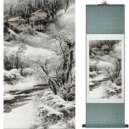 traditional chinese paintings Australia - Old Fashion Painting Landscape Art Painting Chinese Traditional Art Painting China Ink Painting201907161406