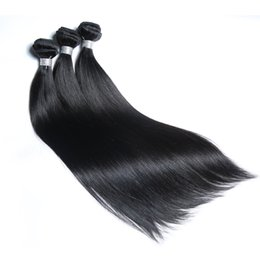 $enCountryForm.capitalKeyWord Australia - Factory wholesale price human hair bundles remy virgin hair extension brazilian hair weaving 100g per piece