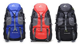 $enCountryForm.capitalKeyWord Australia - Climbing Backpack 50L Waterproof Outdoor Rucksack Cycling Hiking Backpack Trekking Camping Bag Mountain Backpack FK0396