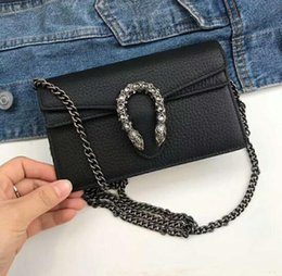 box handbags NZ - New Fashion women designer handbags lady Shoulder Bags totes style women casual mini chain bags with box