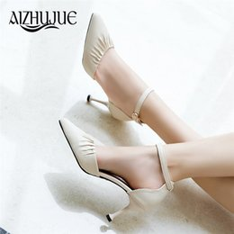 Designer Dress Shoes zapatos mujer thin high heels ankle buckle women pump  ladies wedding woman sapato jelly clear chaussure bride sexy 147a8187dc4a