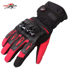 $enCountryForm.capitalKeyWord UK - Hot sale Pro Biker MTV08 Winter Warm Motorcycle Gloves Guantes Moto Raing Motocross Windproof Protective 100% Waterproof Luvas Motociclista