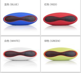 $enCountryForm.capitalKeyWord Australia - 2019 Rugby Shape Bluetooth Portable Speaker FM TF USB Portable Music Sound Box Loudspeakers For ios and Andriod Phone PC MP3