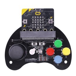 Programmable toys online shopping - For Micro Bit Robot Control Handle Game Joystick Stem Education Graphic Programmable Handle Game Machine Toy Without Micro Bit