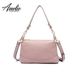 d37251fc78d Amelie gAlAnti online shopping - AMELIE GALANTI Luxury Leather Womens  Handbags Mini Crossbody Bags Woman Shoulder