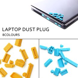 anti dust computer NZ - Phone Accessories 13Pcs set Silicone Anti Dust Plug Cover Stopper Laptop dust plug dustproof usb dust plug Computer Accessories