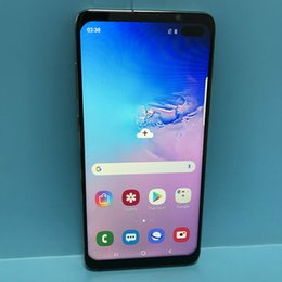 new unlocked android phones 2019 - New Goophone S10 Plus S10+ 6.4 inch Quad Core MTK6580 Android 9.0 3G Phone 1GB RAM 8GB ROM 1280 *720 HD 8MP Unlocked Sma
