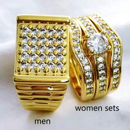 $enCountryForm.capitalKeyWord Australia - Claw setting zircon Men women ring wedding Couple Domineering men size 8 to 15, women size 5 to 10 r194,R179