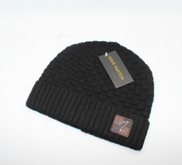 $enCountryForm.capitalKeyWord Australia - Men Women Baggy Warm Crochet Winter Wool Knit Beanie Skull Slouchy Caps Hat For Girls Gorras Mujer 5637