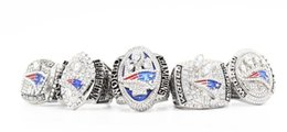 Hot Bar UK - New hot sale champion ring 2001 2003 2004 2014 2016 men's jewelry ring Fan souvenir ring Size 8-14