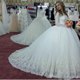 685e0bfc02 Modest Dubai Wedding Dresses Australia | New Featured Modest Dubai ...