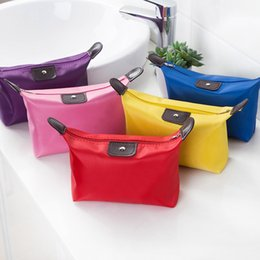 $enCountryForm.capitalKeyWord NZ - Waterproof cosmetic bag contracted fashion girls gadgets hand bag to receive travel organizer make-up bags wholesale