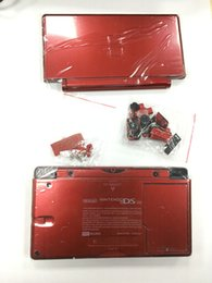 ds buttons Canada - Brand New Housing Case For DS Lite Full Shell Case With Buttons Accessories