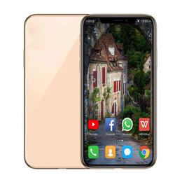 $enCountryForm.capitalKeyWord Australia - Face ID Goophone XI MAX 11 MAX 6.5inch Wireless Charger 1GB RAM 4G 16G ROM Quad Core MTK6580 Android 8.0 smartphone