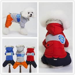 $enCountryForm.capitalKeyWord Australia - Dogs baby pet dog clothes clothing autumn and winter new models wholesale wind snow clothes Simple and stylish Easy to wear