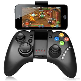 ipega controllers Canada - Game Controllers Joysticks IPEGA Classic Bluetooth V3.0 Gamepad Game Controller for Android   iOS +TB