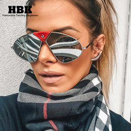 sunglasses designs Australia - wholesale Unisex Retro Pilot Sunglasses Women New Fashion Brand Design Sun Glasses Cool Big Frame Metal Eyewear Men UV400 2019 Oculos