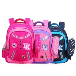 Hot Backpacks Australia - 2018 Hot New Children School Bags for Teenagers Boys Girls Orthopedic School Backpack Waterproof Satchel Kids Book Bag