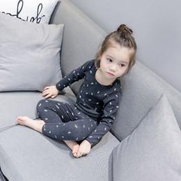 Korean Pajamas Australia - 2019 Spring And Autumn Children s Pajamas Korean  Baby Casual Fashion Home Service e896fdc47