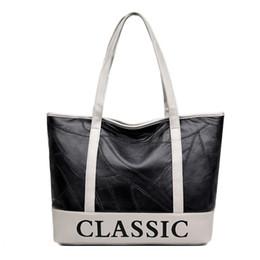 $enCountryForm.capitalKeyWord Australia - fashion tote bag women leather Handbags ladies hand bags Shopping Shoulder Bag Female Messenger Crossbody Bags For Women purse